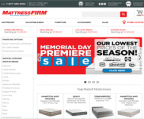 Mattress Firm Coupons promo code