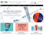 Nip + Fab Discount Code promo code