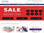 Pavers Shoes Discount Code promo code