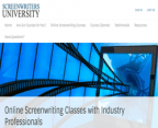 Screenwriting University Promo Codes promo code