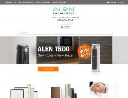 Alen Corp Coupon