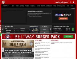 Washington Nationals Coupon Codes