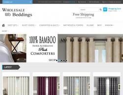Wholesale Bedding promo code