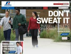 Russell Athletic Coupon