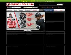 Fairway Golf USA Promo Codes
