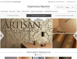 Graham & Brown Promo Codes