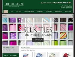The Tie Store Voucher Codes