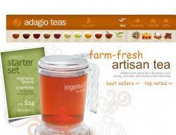 Adagio Teas Promo Codes