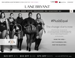 Lane Bryant promo code