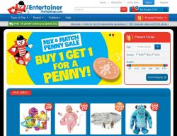The Toy Shop UK Discount Codes