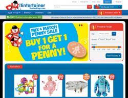 The Toy Shop UK promo code