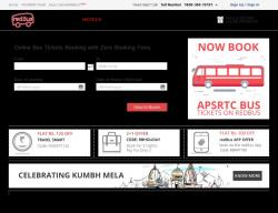 Discount coupons for redbus