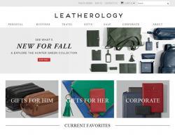 Leatherology Promo Codes promo code