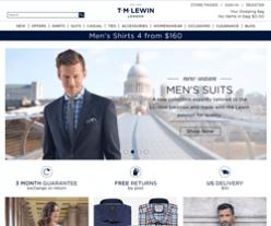 TM Lewin Discount Codes