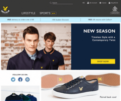 Lyle and Scott Discount Codes