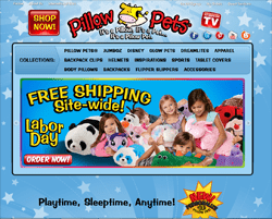 PillowPets.com Promo Codes