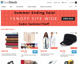 DealStock Promo Codes