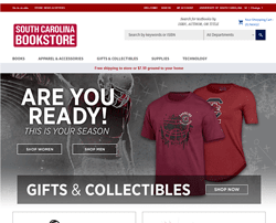 South Carolina Bookstore Coupon Codes
