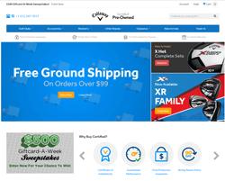 Callaway Golf Preowned Promo Codes