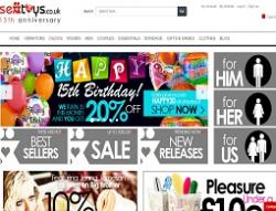 Sex Toys Discount Codes