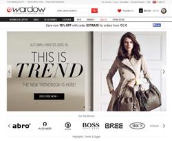 Wardow promo code