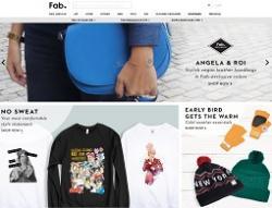 Fab.com Promo Code