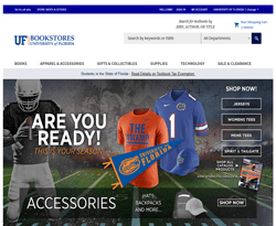 University of Florida Bookstore Promo Codes