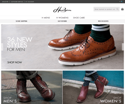 Hudson Shoes Discount Code