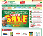 ACE Educational Supplies Coupons promo code