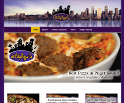 Jet City Pizza Coupons