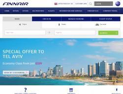 Finnair Discount Codes