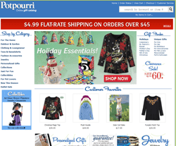 Potpourri Gift Coupon Codes