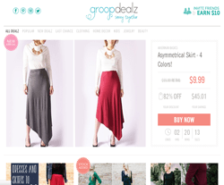Groopdealz Promo Codes