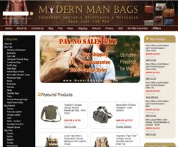 Modern Man Bags Coupon