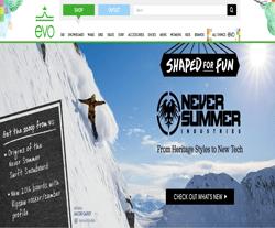 evo snowboard promo code