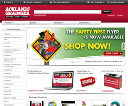 Latest Acklands-Grainger Promo Codes, Coupons - September 2019