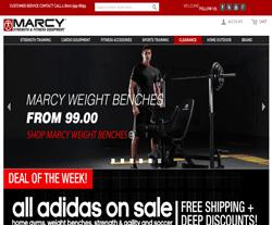 Marcy Promo Codes