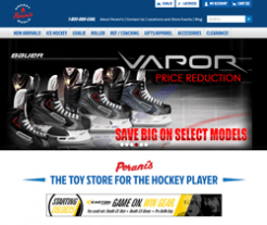 Perani's Hockey World Coupons
