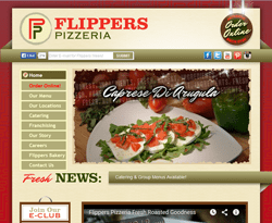 Flippers Pizzeria Coupons