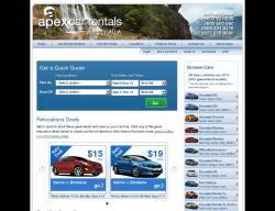 Apex Car Rentals Coupons