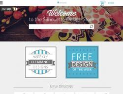 Silhouette Design Store Coupons promo code