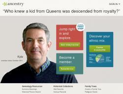 Ancestry promo code