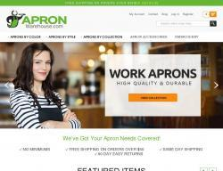 Apron Warehouse Coupons