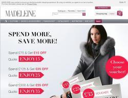 Madeleine Discount Code