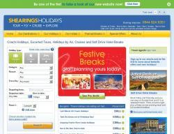 Shearings Holidays Discount Codes promo code