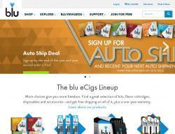 Blu E-Cigs promo code
