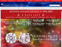 DiamondStuds.com Promo Codes