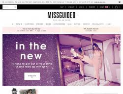 Missguided Coupons promo code