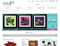 Embroidery Online Coupon