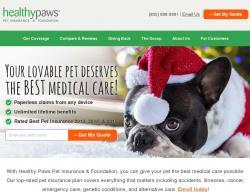 Healthy Paws Pet Insurance Promo Codes
